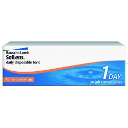 Soflens Daily Disposable pour Astigmate